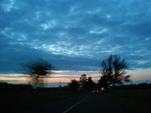 W drodze...